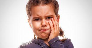 التهاب لثه در كودكان