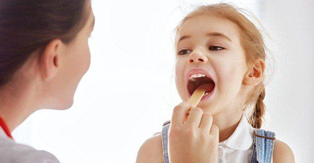 مقابله با بوی نامطبوع دهان کودکان