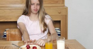 بی اشتهایی عصبی در نوجوانان