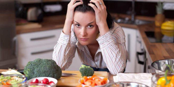 نقش تغذیه و افسردگی
