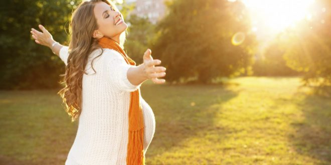 توصیه های دوران بارداری