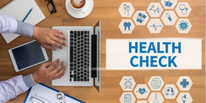 ده مورد چکاپ شخصی سلامت
