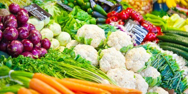 سلامت بیشتر با سبزیجات