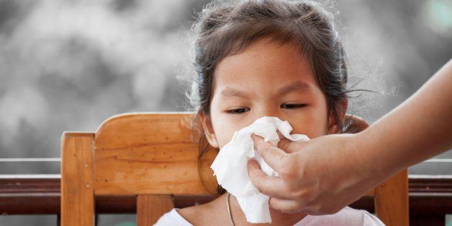 سینوزیت کودکان ، علائم و راههای درمان آن