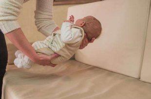 شیوه صحیح خواباندن کودک خردسال
