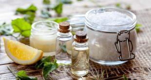 طرز تهیه مواد آرایشی گیاهی