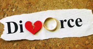 افسردگی طلاق