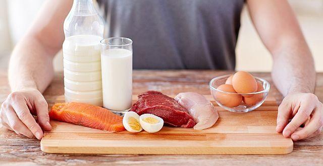 بهترین غذاها برای افزایش قدرت عضلات