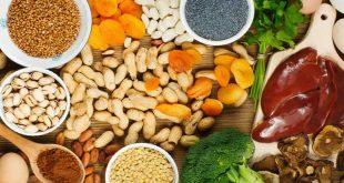 غذاهایی برای پیشگیری از کم خونی