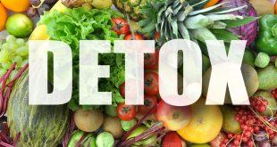غذاهای مفید برای سم زدایی بدن