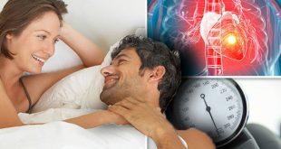 فعالیت جنسی و بیماری قلبی