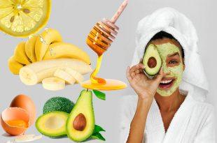 آموزش تهیه و ساخت انواع ماسک صورت طبیعی و خانگی