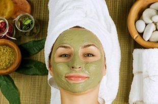 ماسک گیاهی خشکی پوست