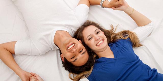 بررسی مراحل لذت جنسی در خانم ها