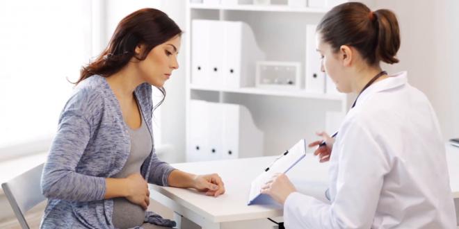 مراقبت های بهداشتی در بارداری