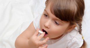 مسمومیت آهن در کودکان