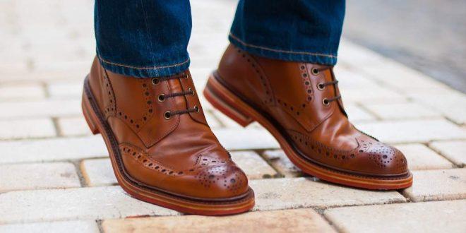 مشخصات کفش مناسب