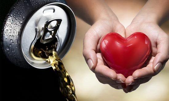 نوشابههای انرژی زا و سلامت قلب