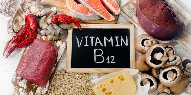 ویتامین ب ۱۲ ویتامین B12