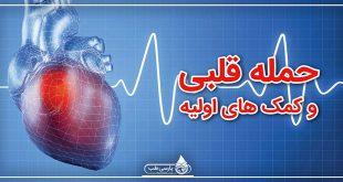 حمله قلبی و کمک های اولیه