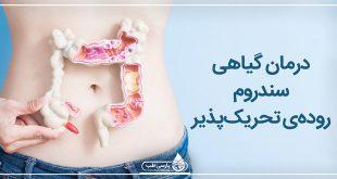 درمان گیاهی سندروم رودهی تحریکپذیر