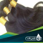 تاثیر روغن های گیاهی بر مو