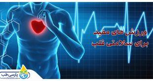 ورزشهای مفید برای سلامتی قلب
