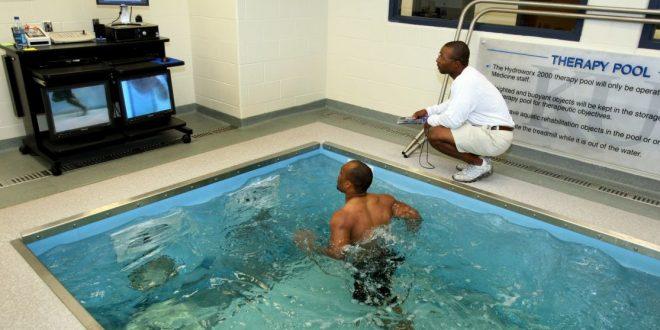 هیدروتراپی یا آب درمانی چیست؟
