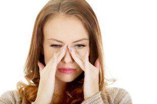 درمان خانگی برای سینوزیت