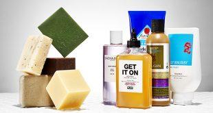 صابون ، شامپو بدن و ژل حمام