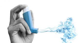 بیماری آسم و تنگی نفس