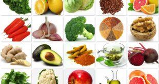 مصرف چه غذاهایی برای کبد مفید می باشد