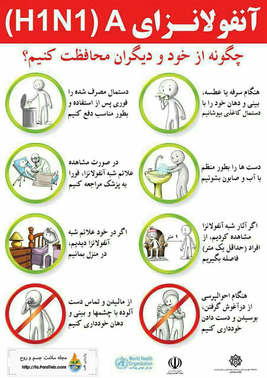 پیشگیری از انفولانزای خوجی نوع a