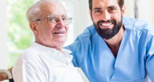 تغییرات پیری روی پوست در افراد مسن و پیر