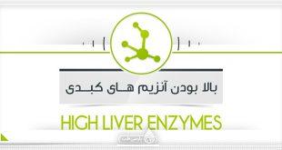 درمان بالا بودن آنزیم های کبدی در آزمایش خون