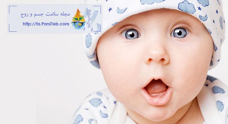 تغذیه نوزاد دوران شیر دهی