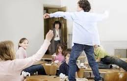 ویژگیهای کودکان بیش فعال