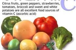 فواید خوردن ویتامین c