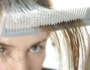 علت ریزش موی خانم ها