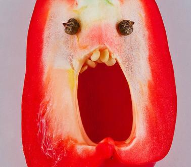 چرا فلفل دهان را می سوزاند؟