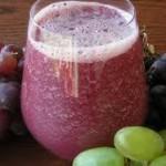 آب انگور در درمان آسم و میگرن بسیار مفید است