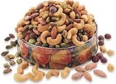 خواص  میوههای خشک و دانههای روغنی