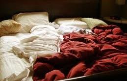 ویژگی های محل خوابیدن