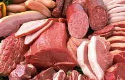 اثرات گوشت بر چهره آدمی