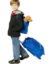 کیف و کفش مناسب دانش آموزان