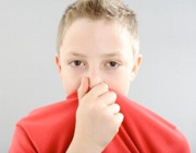 آيا دهان يا بدنتان بو مي دهد؟