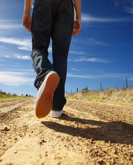 نقش پیاده روی بر پیکر سلامتی