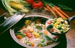 روش های پخت سبزیجات