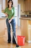 زنان با انجام كارهاي منزل افسردگي را از خود دور كنيد.