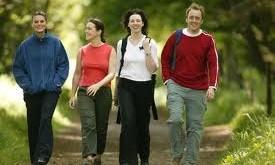 خطر ابتلا به دیابت نوع دوم در افرادی که روزانه به طور منظم پیاده روی میکنند، کاهش مییابد